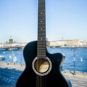 Акустическая гитара Prado HS-3810/BK