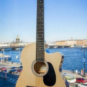 Акустическая гитара Naranda CAG110CNA