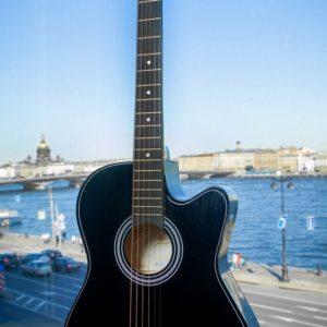 Акустическая гитара BRIGITTA C81-CBK
