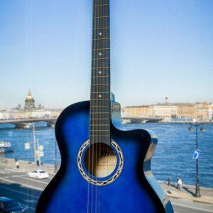 Акустическая гитара Prado HS-3810/BLS