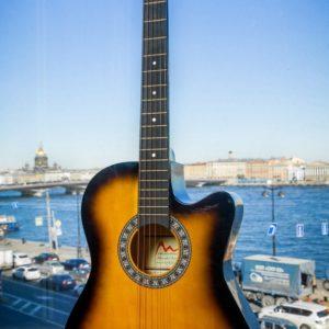 Акустическая гитара Spread Music 38C-17