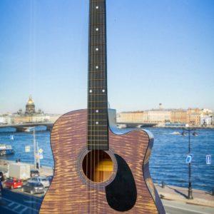 Акустическая гитара LF-3800CT-N