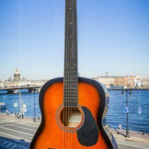 Акустическая гитара Naranda CAG110BS