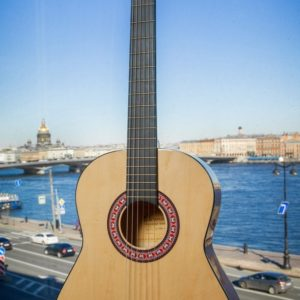 Классическая гитара 3/4 Homage LC-3600