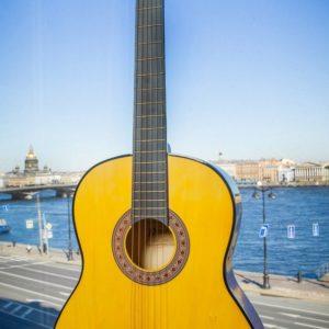 Классическая гитара 4/4 Prado hs-390/y