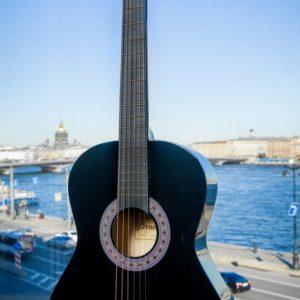 Классическая гитара Prado hs-3805/BK